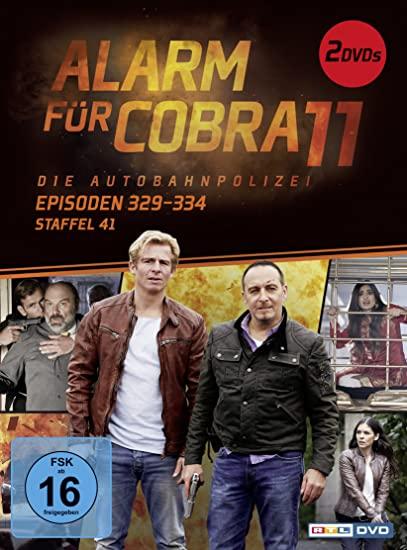 Artikelbild DVD,  Alarm für Cobra 11 - Staffel 41, NEU&OVP