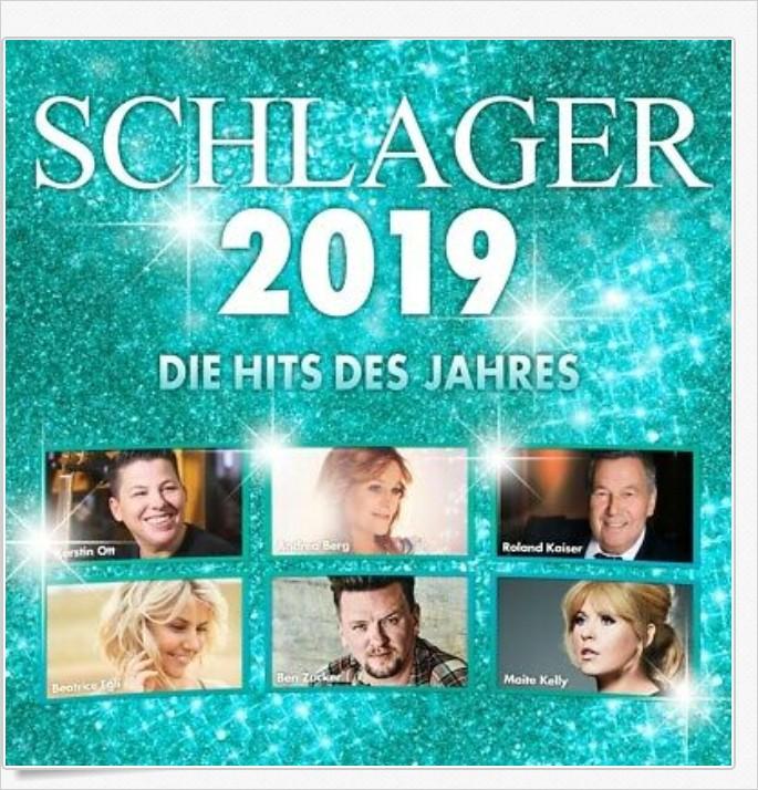 Artikelbild CD- Schlager 2019 Various, NEU&OVP